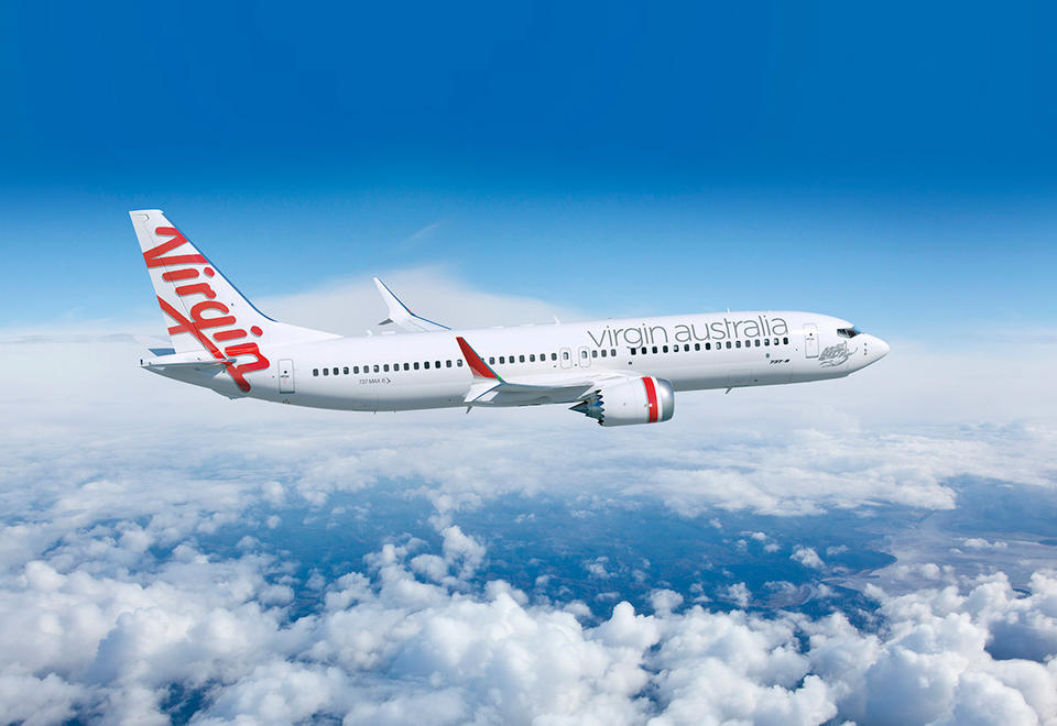 Etihad-backed Virgin Australia collapses as virus wipes out global air travel