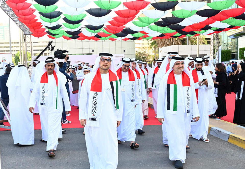 48th UAE National Day: Celebrations across the country - in pictures
