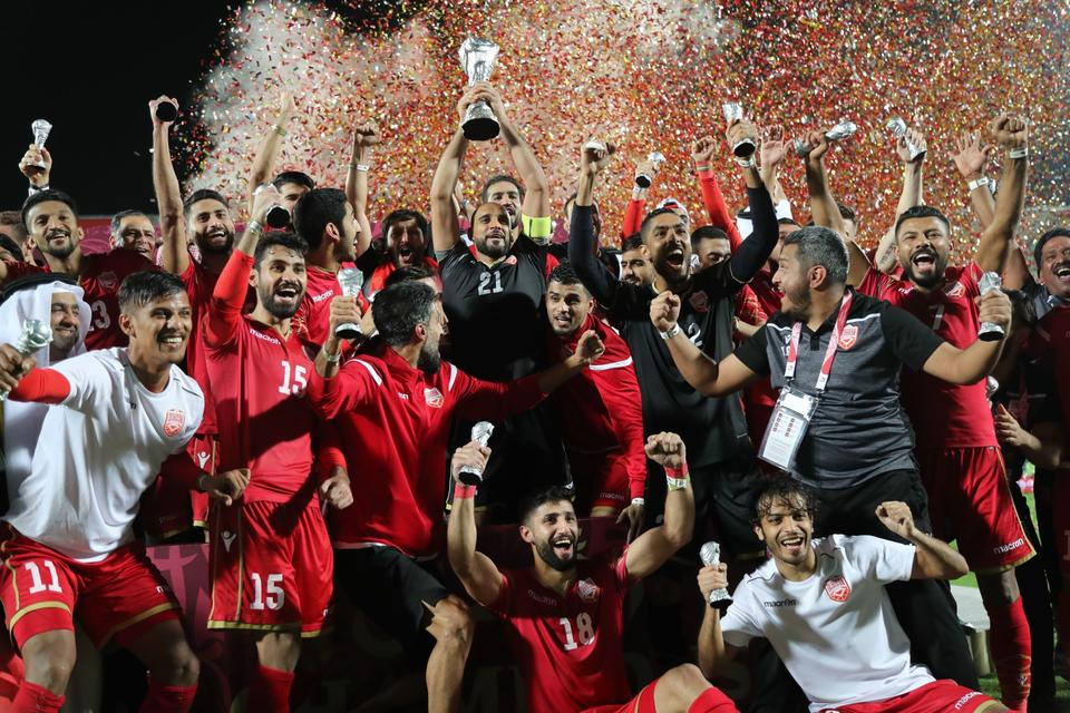 Bahrain clinch first ever Gulf Cup with win over Saudi Arabia