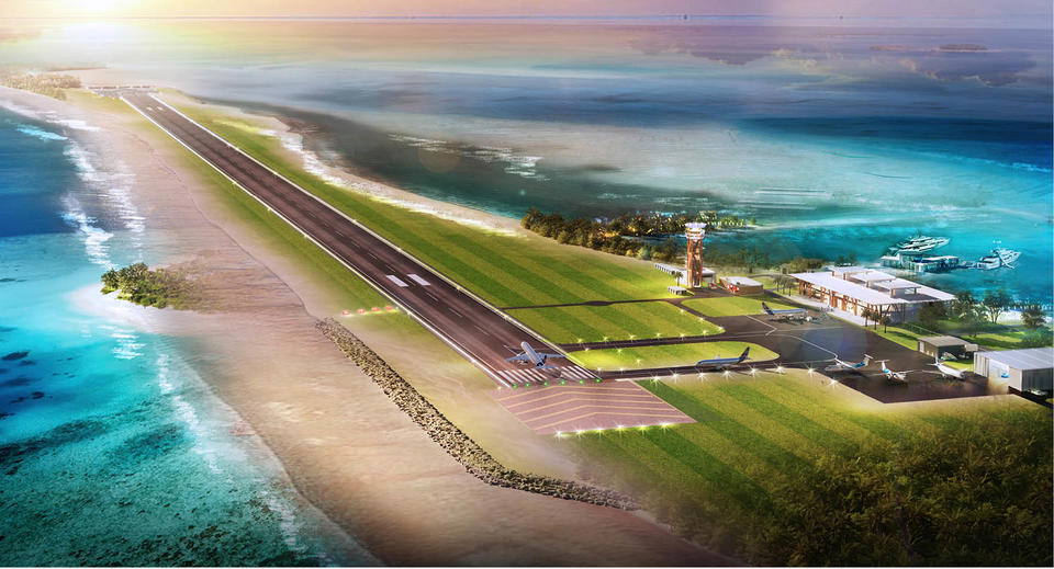 Abu Dhabi fund contributes $52m to Maldives airport project