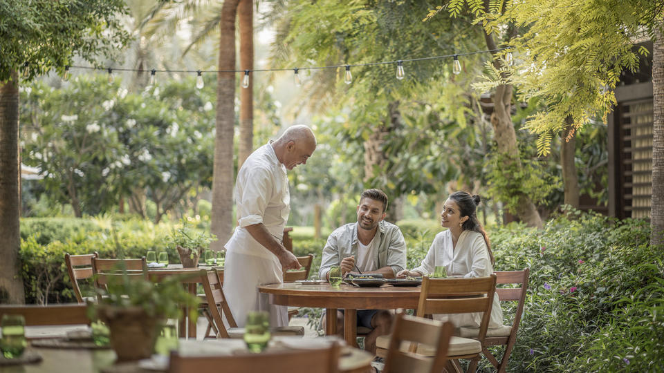 Top Dubai hotel partners with Prince Khaled to launch plant-based menu