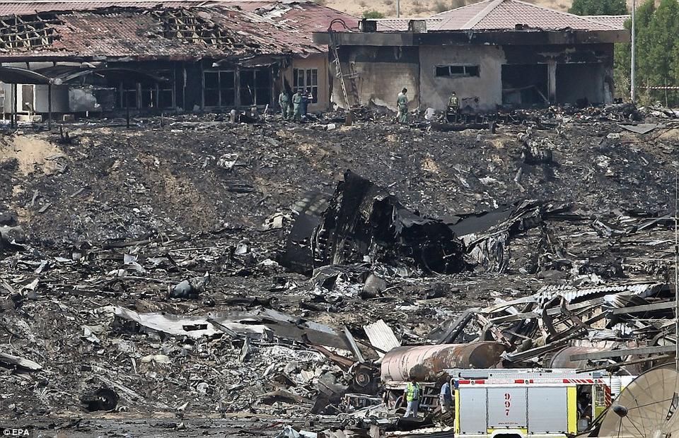 Aviation chiefs target lithium batteries, 9 years after fatal Dubai crash
