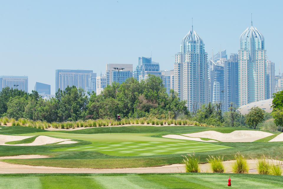 Dubai Golf chips in with single-use plastics ban