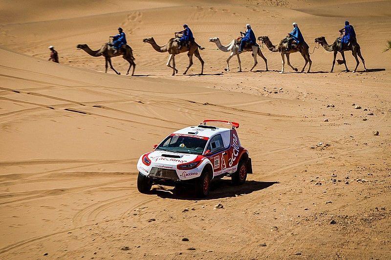 Dakar Rally to boost Saudi sports, says GSA chairman