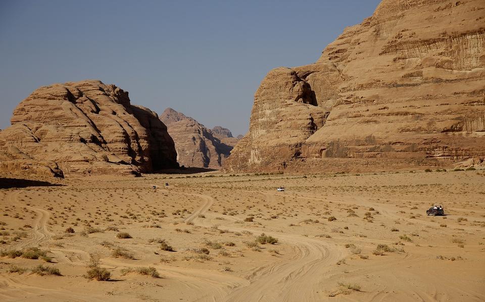 Jordan: a blockbuster location for Hollywood