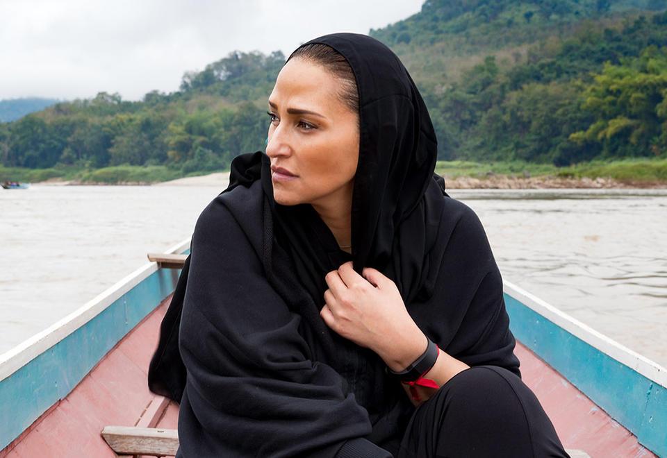 HRH Princess Lamia bint Majid AlSaud