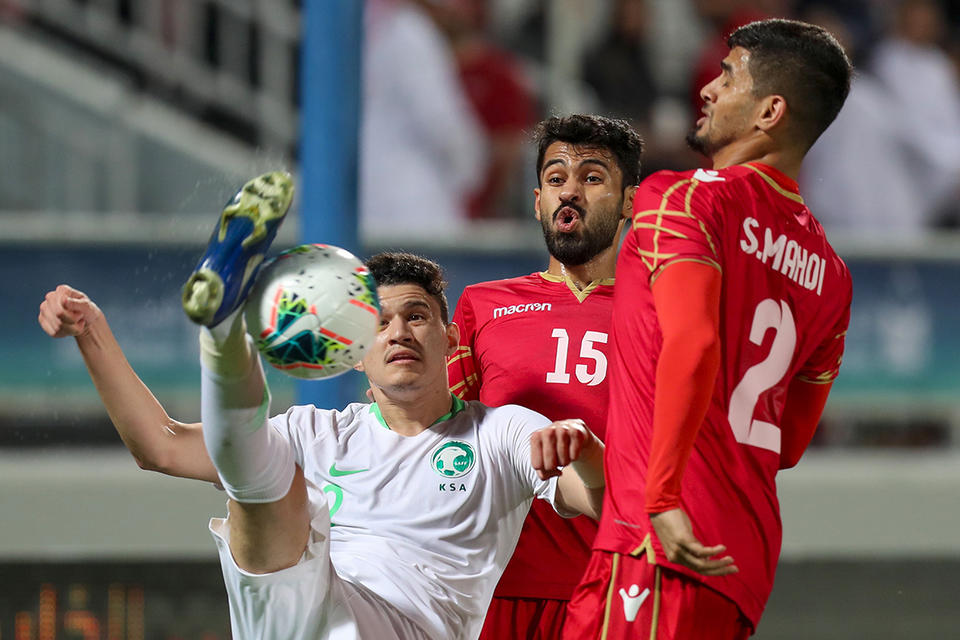 Bahrain footballer Sayed Baqer banned for ten matches after racist gesture