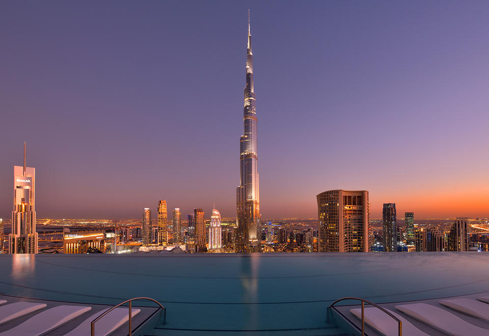 In pictures: Luxury Dubai hotel Address Sky View is now open