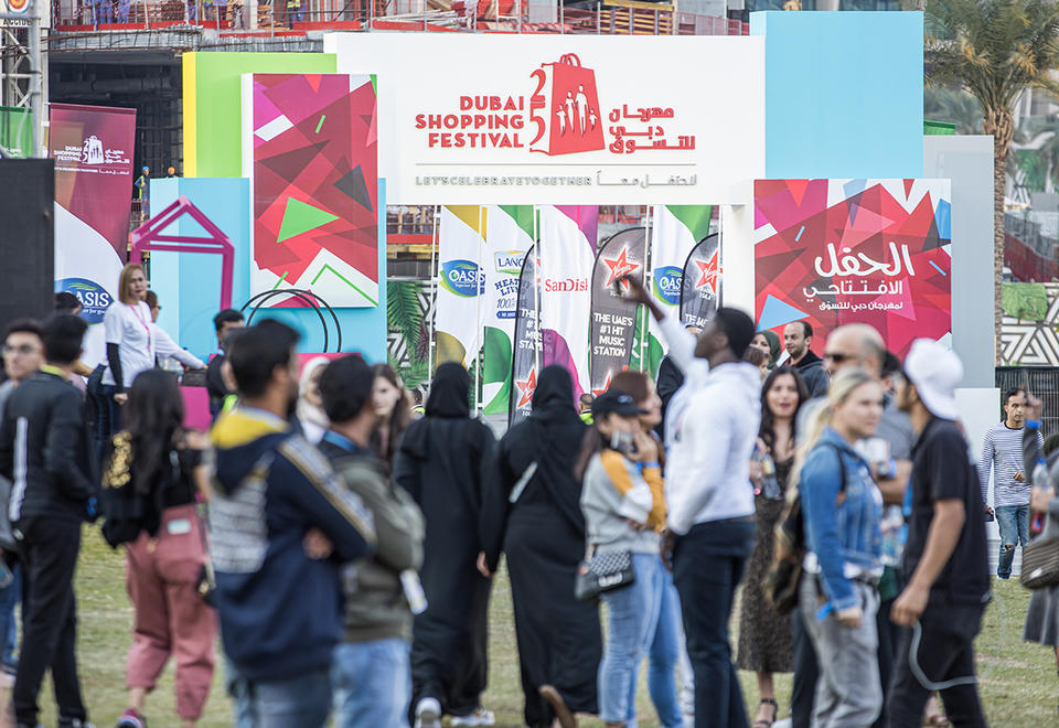 In pictures: Dubai Shopping Festival is back