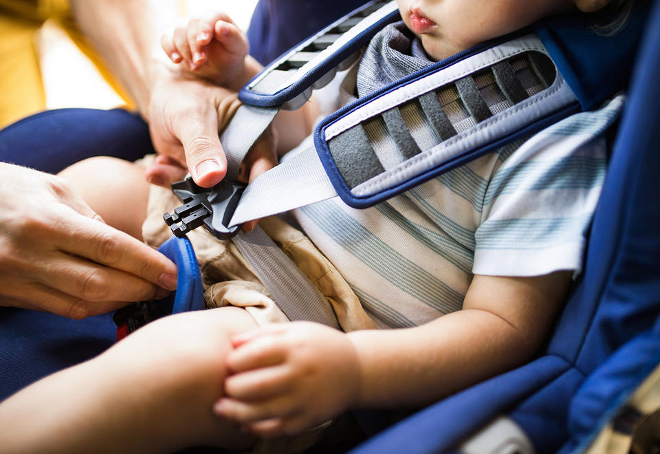Over 50% of parents in UAE don't know laws on child seatbelts - survey