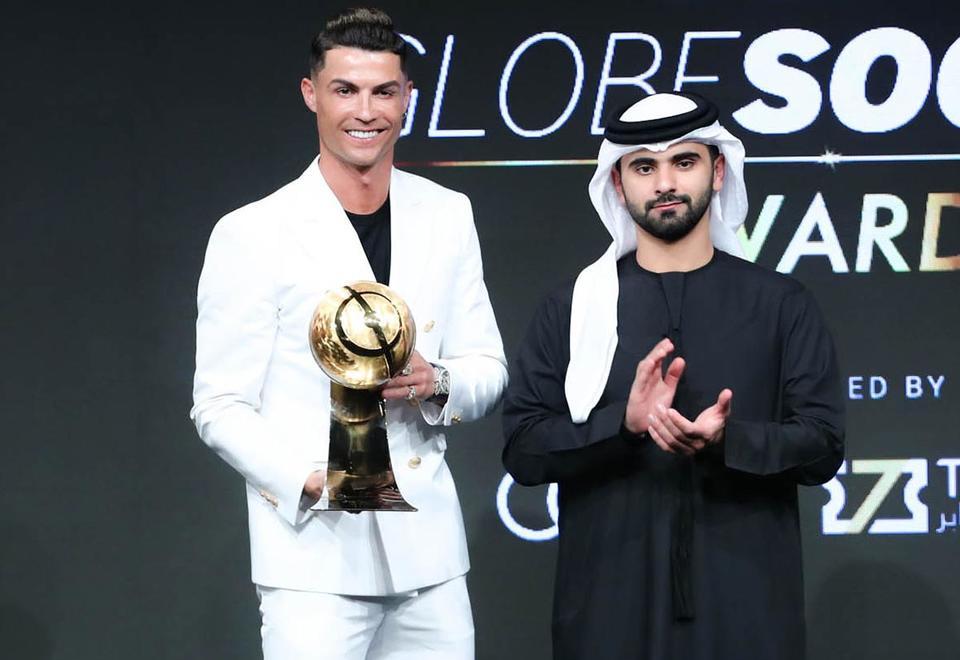 UAE awards 'gold card' residency visa to Cristiano Ronaldo