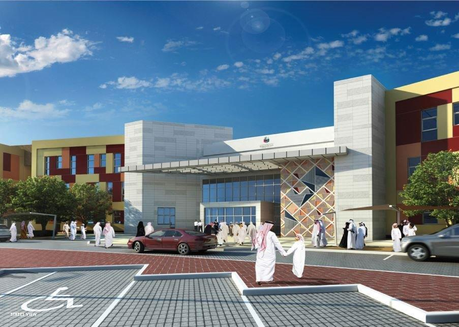 Construction completed on new $46m Abu Dhabi school