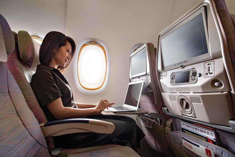 How Emirates airline invested $27m in Wi-Fi, communication systems in 2019