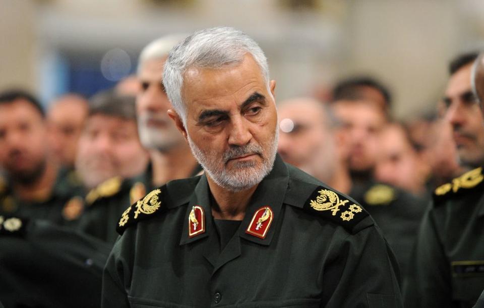 Iranian ambassador to UN says Soleimani death an 'act of war'