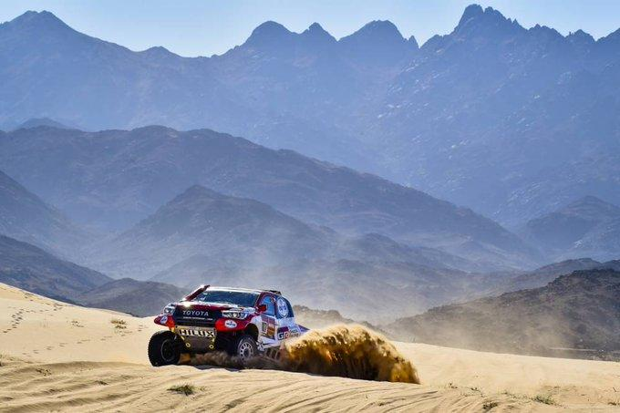 Alonso survives first Dakar stage dominated by Minis