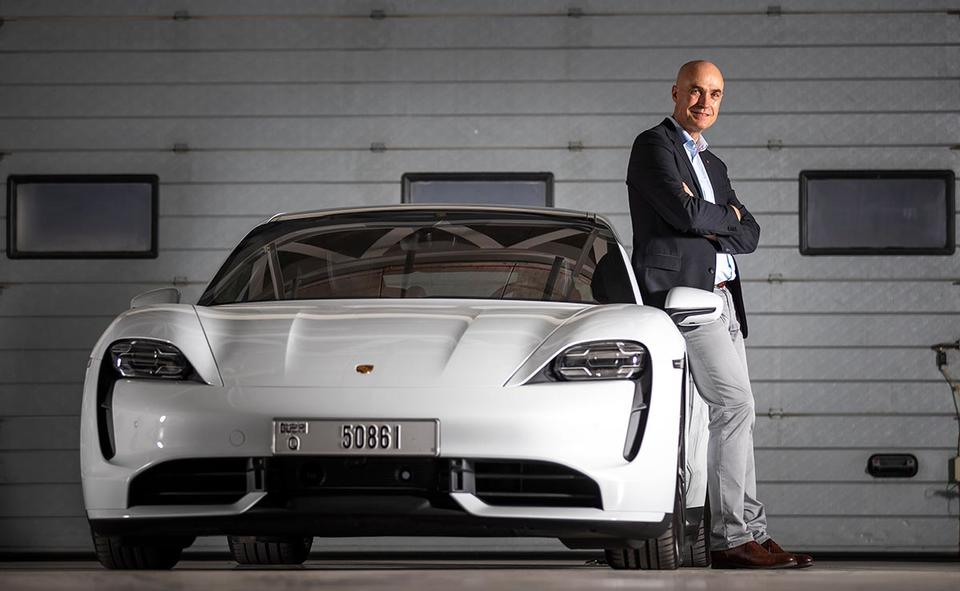 Driving change: Making electric cars part of the Porsche DNA