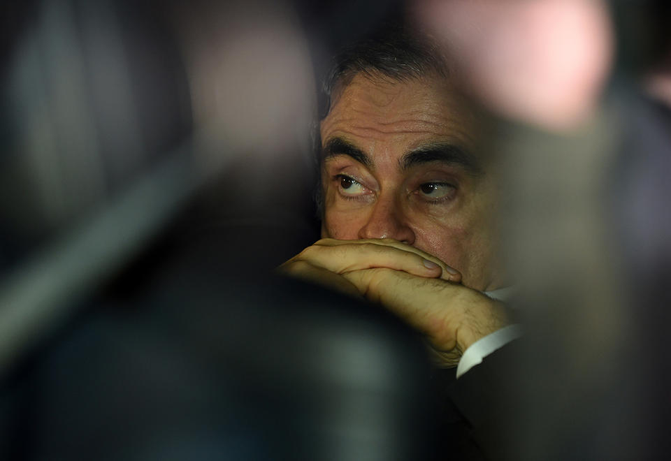 Nissan to keep pursuing legal action against Carlos Ghosn