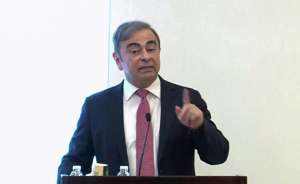 Lebanon prosecutor to summons Ghosn over Interpol 'red notice'