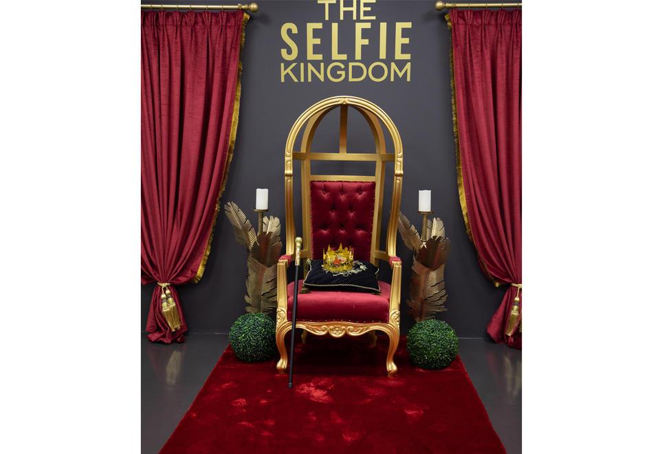 In pictures: Dubai's new selfie museum