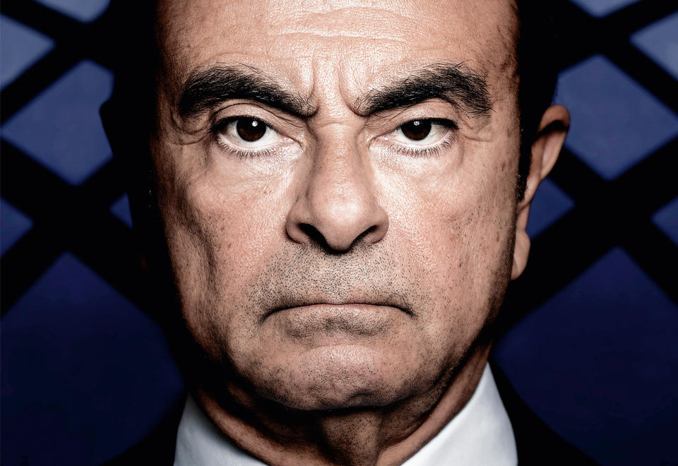 Carlos Ghosn hires legendary agent Michael Ovitz for TV, film deals