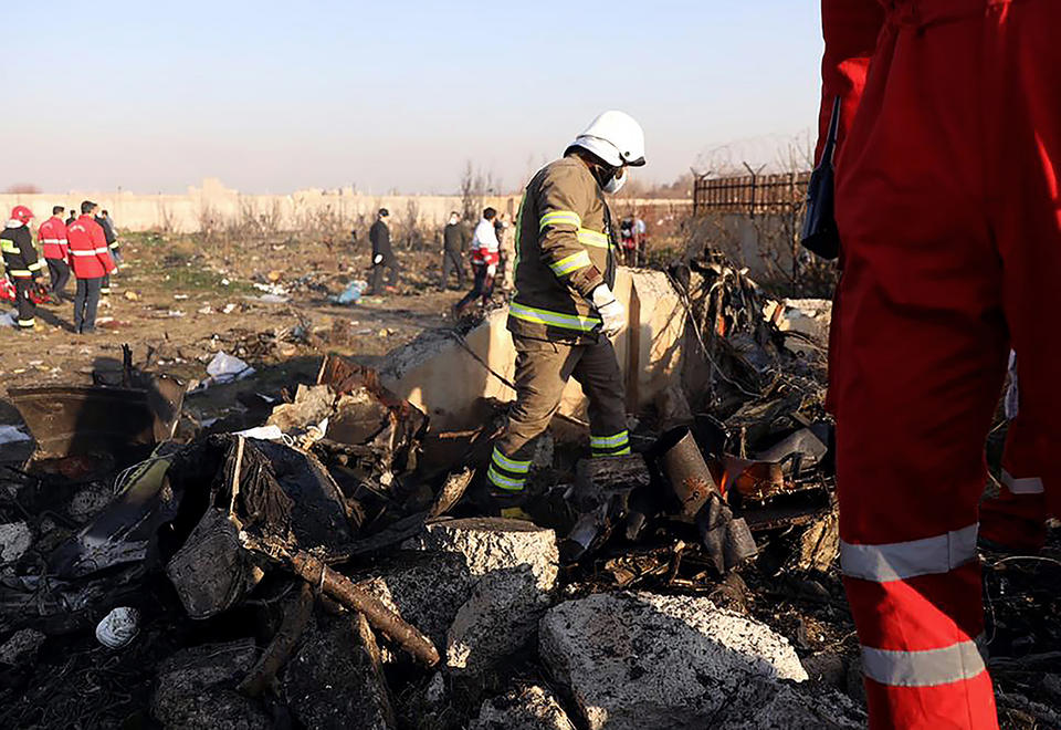 Multiple failures led to Iran's accidental attack on jetliner