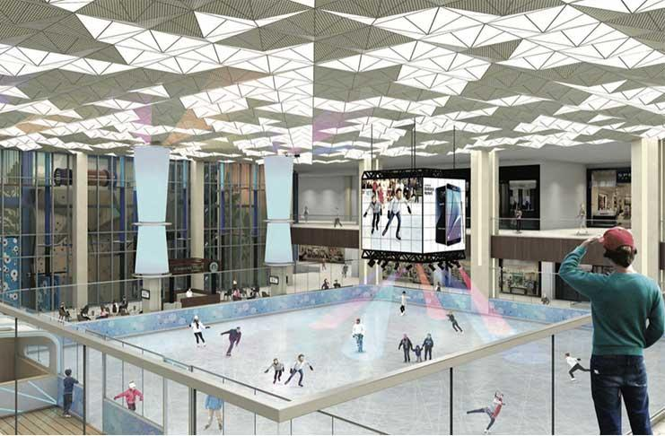 Bahrain mall plans to open 'first of its kind' entertainment hub