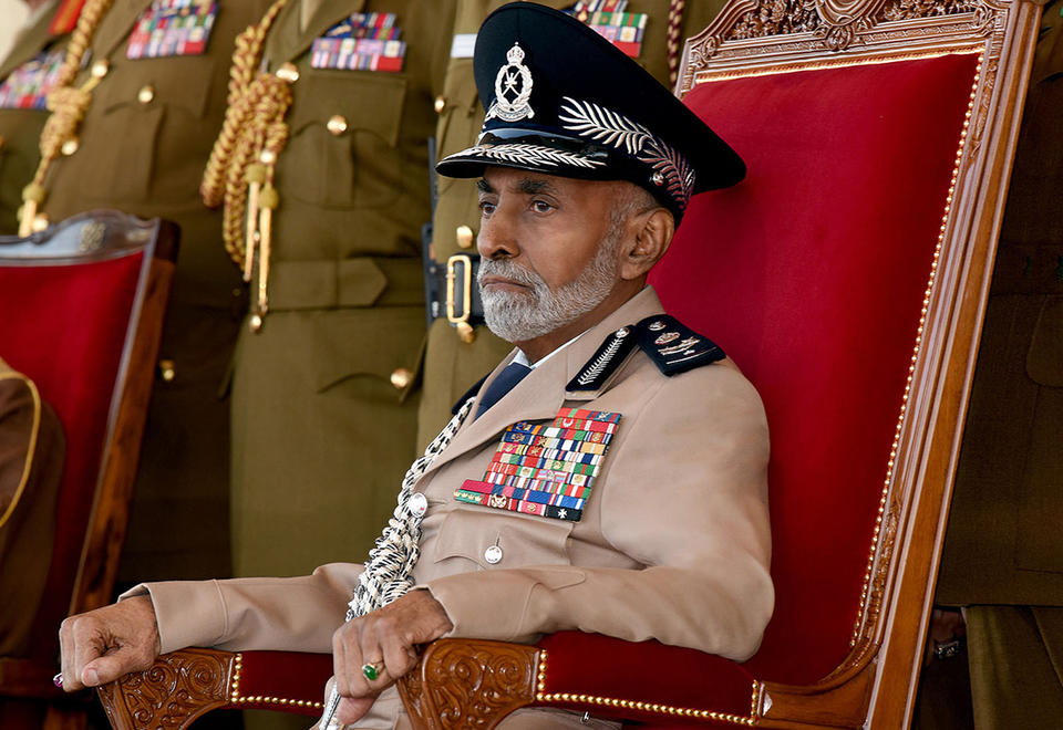 Muscat Festival cancelled following passing of Oman's Sultan Qaboos