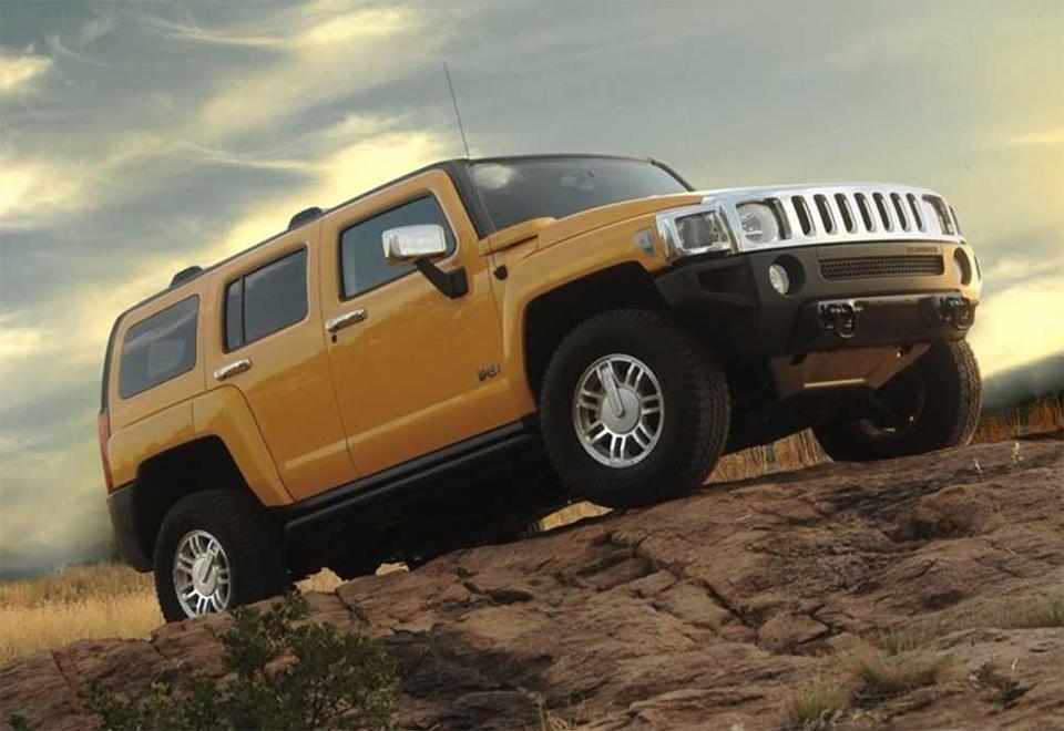 Hummer set to make a return to Dubai's roads in 2022?
