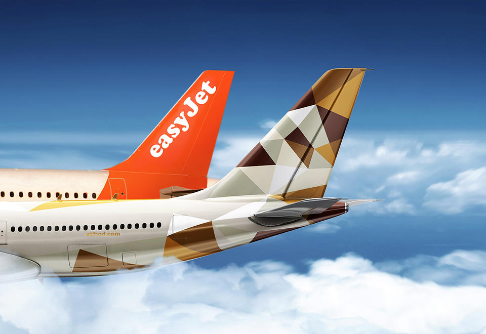Etihad Airways signs codeshare partnership with UK's Easyjet
