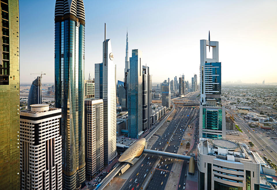 Dubai sees 'first signs of growing confidence' in property market