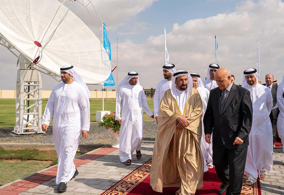 In pictures: Sultan Al Qasimi inaugurates Sharjah Radio Telescope Station
