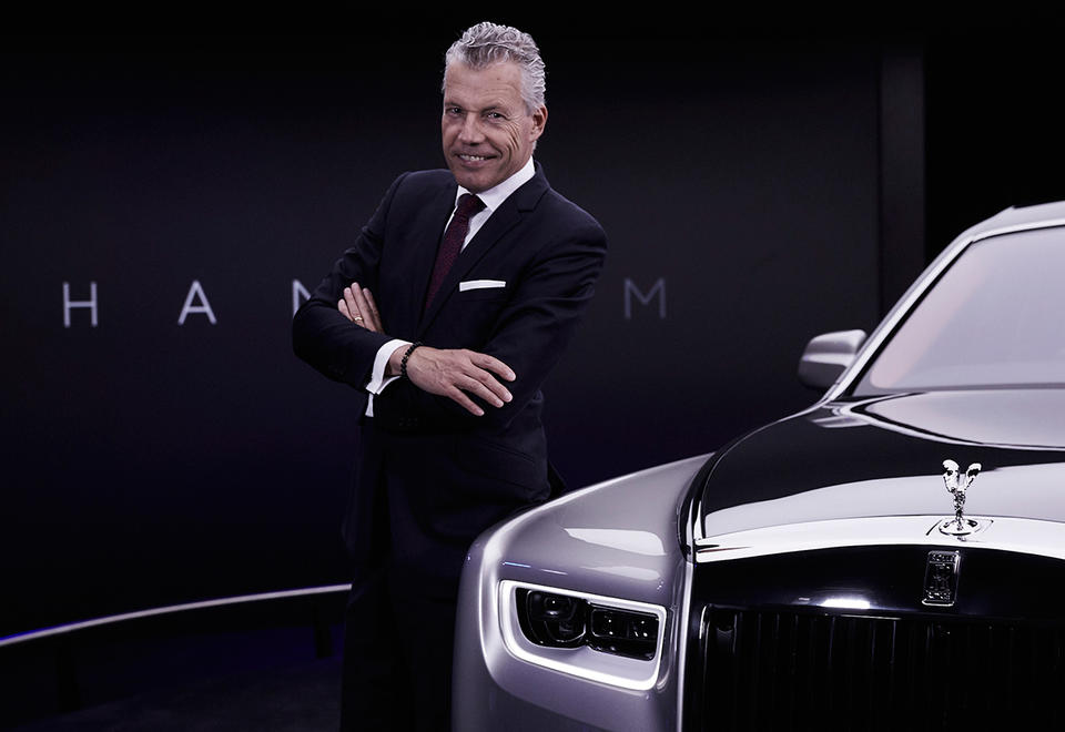 No plans for self-driving Rolls-Royce cars, says CEO