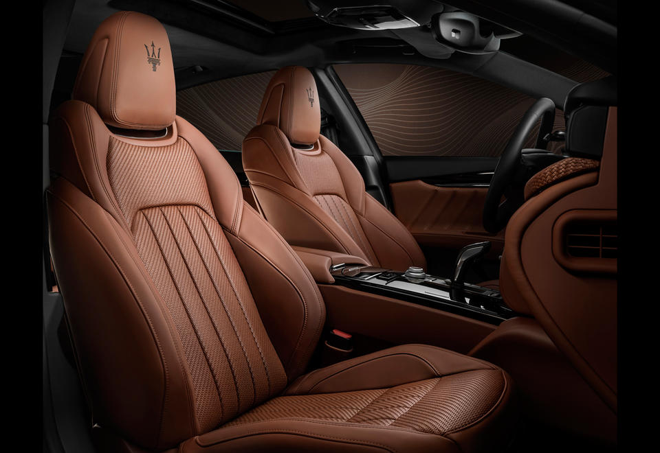 In pictures: Maserati reveals limited Royale special edition