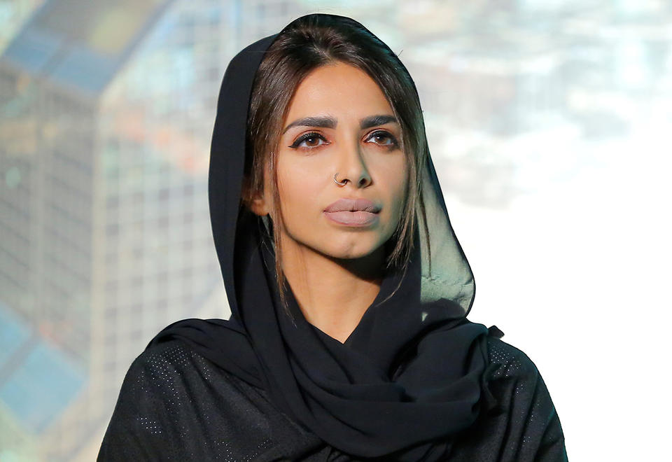 Sara Al Madani: The female entrepreneur in 2020