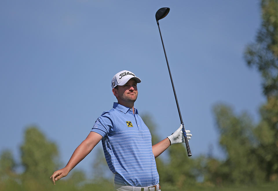 In pictures: Lee Westwood wins the $7 million Abu Dhabi HSBC Championship