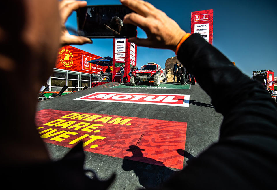 In pictures: Carlos Sainz wins 2020 Dakar Rally with Bahrain X-Raid Team in Saudi Arabia