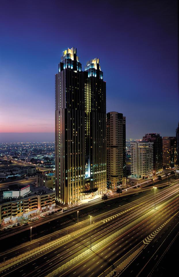 Shangri-La Dubai hotel tower sold at auction for $190m