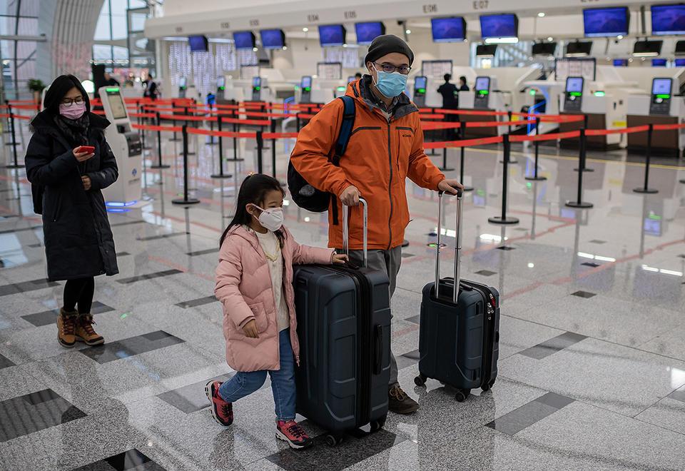 Saudi Arabia to block return of expats who travel to China