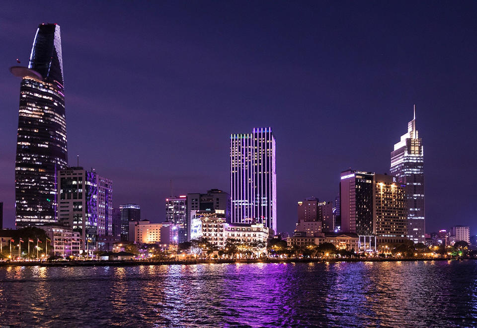 In pictures: The world's top 20 most dynamic cities