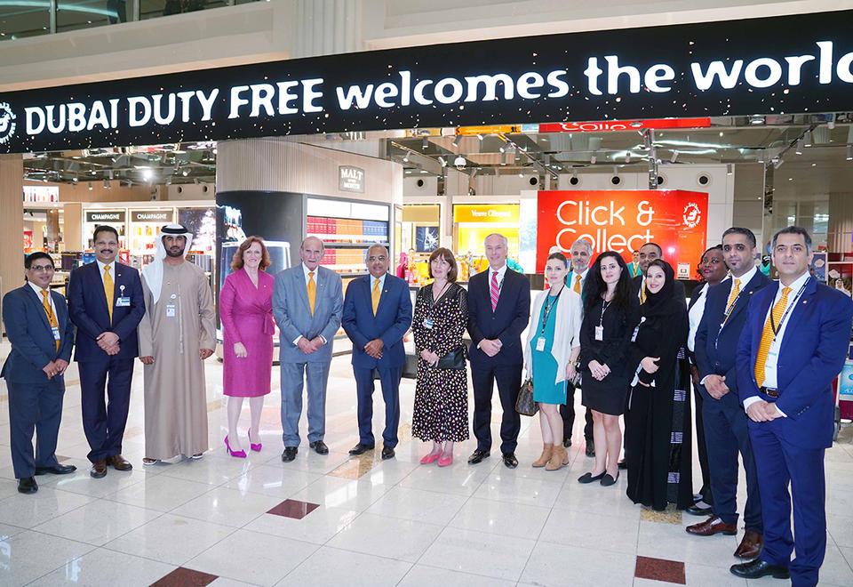 Dubai Duty Free opens expanded arrivals shop at DXB