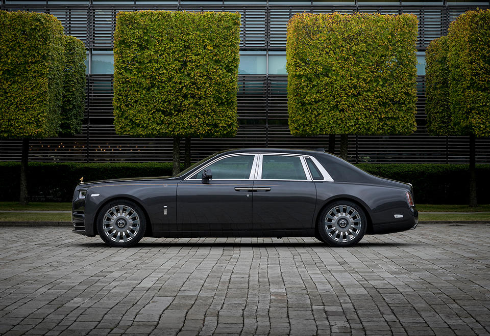 In pictures: The 'bespoke' Rolls-Royces of 2019
