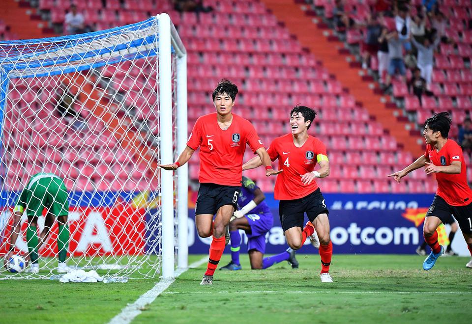 Saudis suffer extra-time heartache in AFC U23 Championship final loss to South Korea