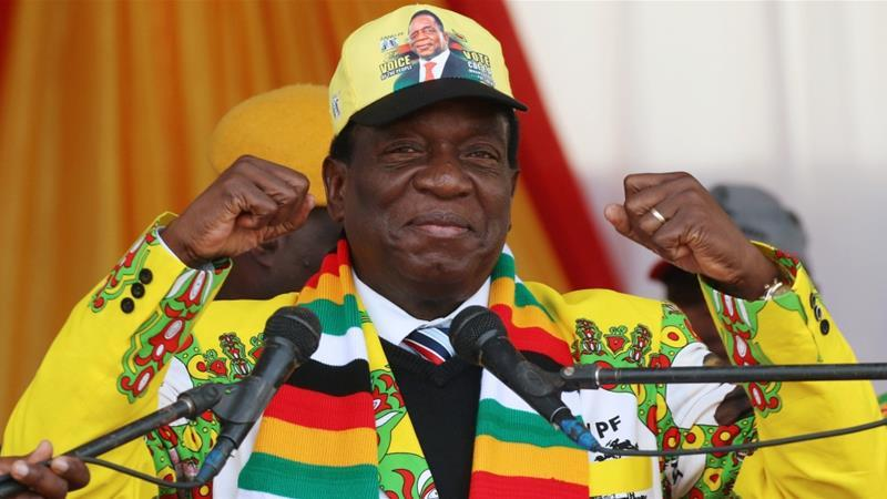 Zimbabwe said to turn to UAE to sell stake in national oil company