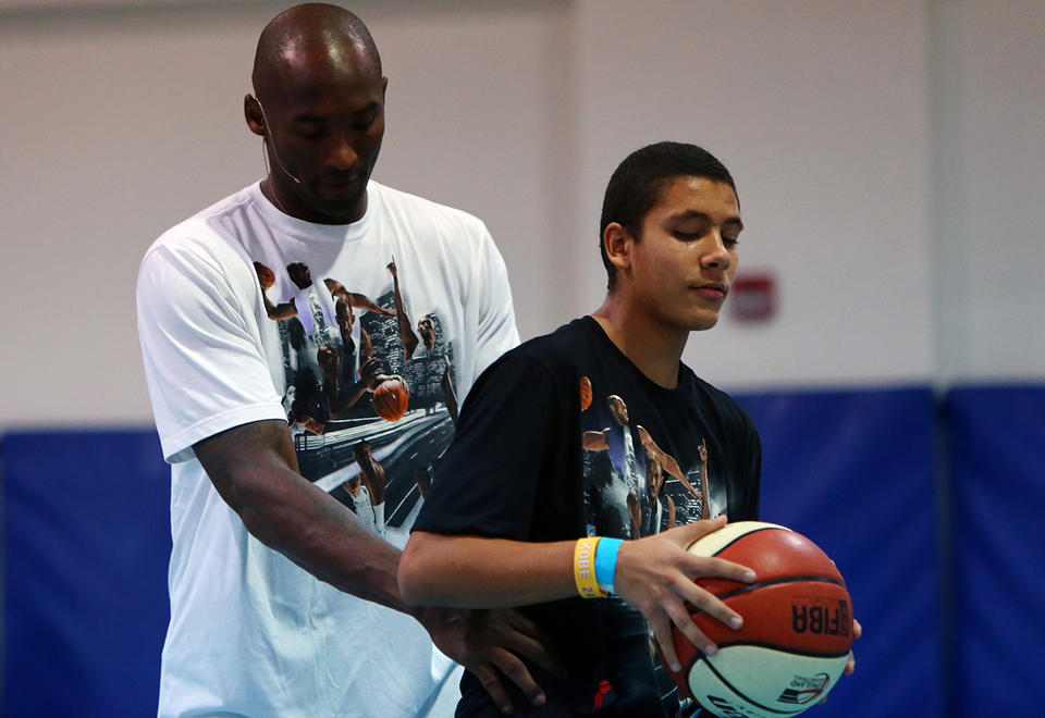 In pictures: When NBA superstar Kobe Bryant visited Abu Dhabi and Dubai in 2013
