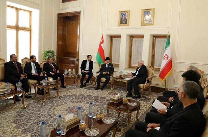 Omani diplomat Yusuf bin Alawi returns to Iran to talk security issues