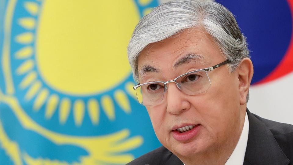 Kazakh President says planning $11bn joint projects with the UAE
