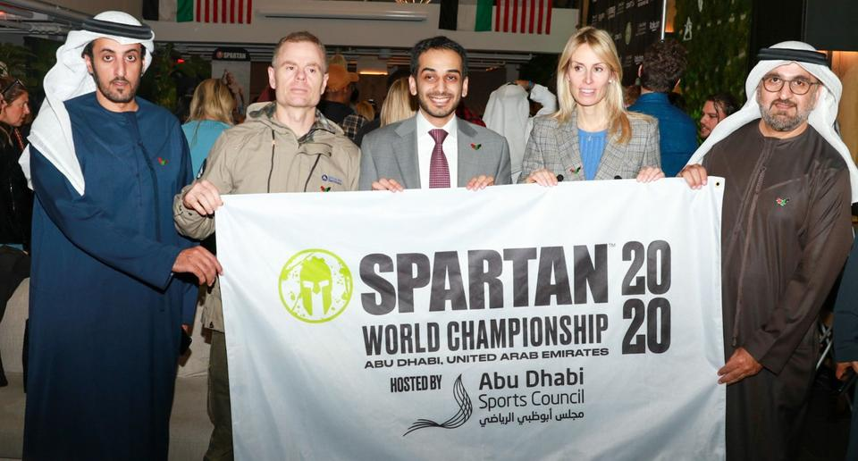 Abu Dhabi picked to host first Spartan World Champs outside the US