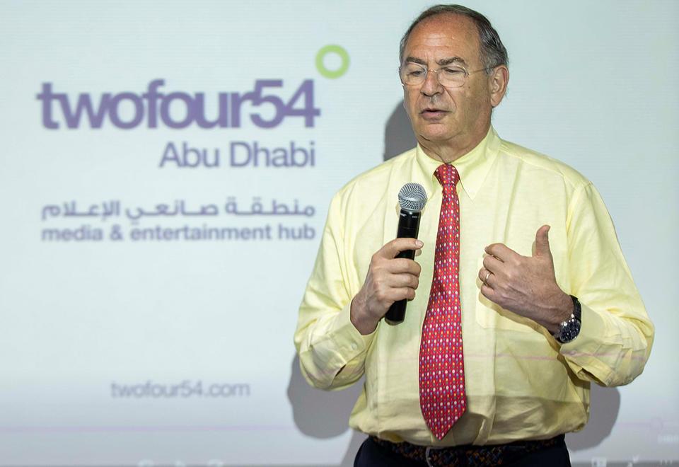 Abu Dhabi's twofour54 announces new CEO