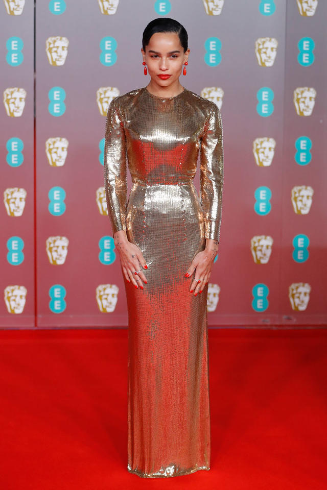 In pictures: Best dressed celebrities on the 2020 BAFTA red carpet