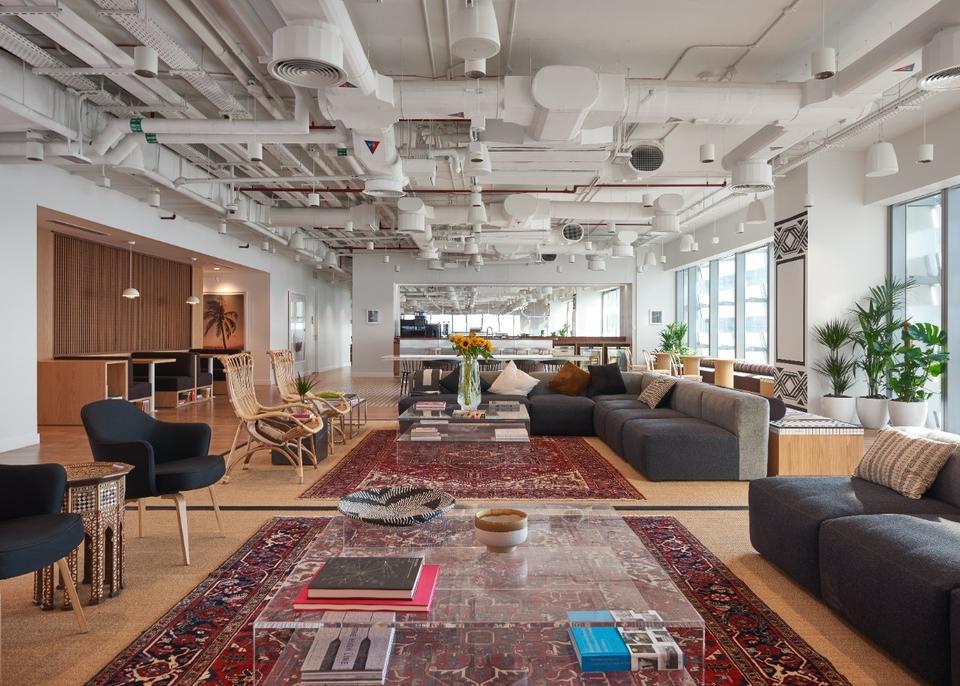 WeWork makes UAE debut with Hub71 workspace tie-up in Abu Dhabi